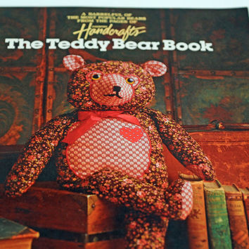 Teddy Bear Pattern and Instruction Book  #280B
