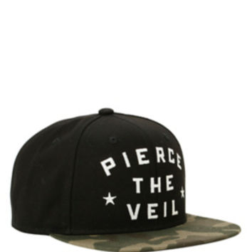 Pierce The Veil Forget Regret Snapback Hat