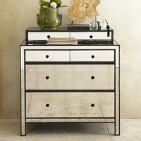 Marnie Mirrored Dresser