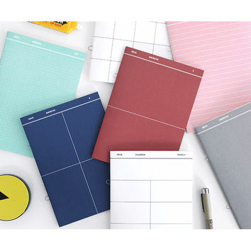 Livework Grid series notebook 38 pages