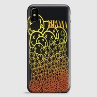 Nirvana iPhone X Case