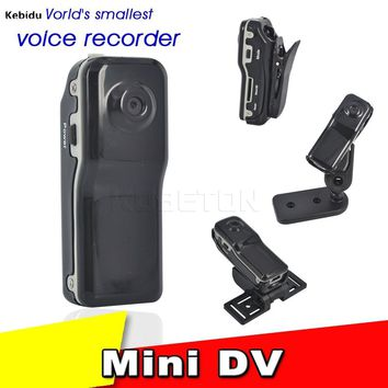 Bicycle Bike Motorbike Camera Camcorder MD80 Mini DV DVR 720P HD Sports for Bike /Motorbike Video Audio Recorder Black with Holder and Clip