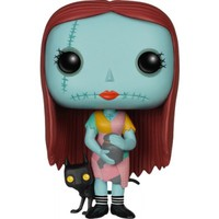 The Nightmare Before Christmas | Sally With Nightshade POP! VINYL