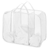 Pop Up Foldable Laundry Sorter - White - Room Essentials™ : Target