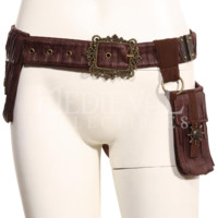 Steampunk Pocket Belt - RL-SP076 by Medieval Collectibles