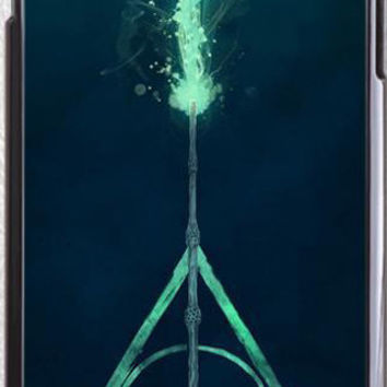 Harry Potter Deathly Hallows Case for iPhone 4S 5 5S 5C 6 6S Plus  Samsung Galaxy S3 S4 S5 Mini S6 Edge A3 A5 A7 Note 2 3 4 5