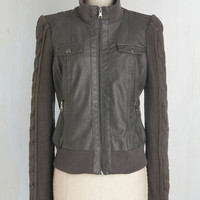 Urban Short Length Long Sleeve Open Road Odyssey Jacket