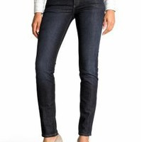 Petite ultimate skinny dark wash jean | Banana Republic