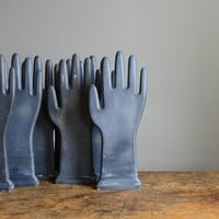 Vintage Factory Glove Mold | Red Line Vintage
