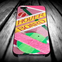 Back to the Future Hover Board for iPhone 4/4s/5/5s/5c/6/6 Plus Case, Samsung Galaxy S3/S4/S5/Note 3/4 Case, iPod 4/5 Case, HtC One M7 M8 and Nexus Case ***