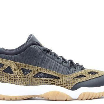 "Air Jordan 11 Retro Low ""CROC"""