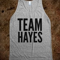TEAM HAYES TANK TOP ATH (IDC712242)