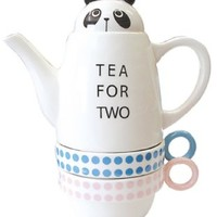 Tea For Two - Panda