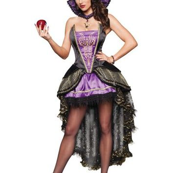Adult Evil Queen Costume Deluxe- Party City