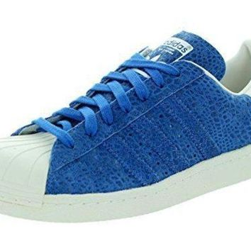 ONETOW Adidas Women's Superstar 80s W Originals Casual Shoe