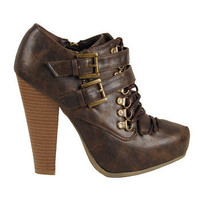 Lumberjack Bootie - $46.99 : Spotted Moth, Chic and sweet clothing and accessories for women
