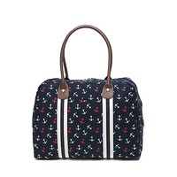 ANCHOR CANVAS TOTE | Tommy Hilfiger USA