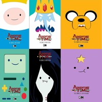 Adventure Time DVD Seasons 1-6 Set