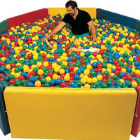 Multi-Sensory Ball Pit - Pentagon