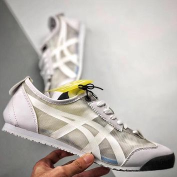 Trendsetter Asics Onitsuka Tigee X Andrea Pompilio  Women Men Fashion Casual Sneakers Sport Shoes