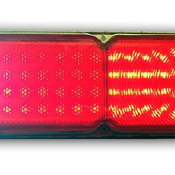 1970-1977 Maverick, 1971-1976 Pinto Sequential LED Tail Lights with Reverse