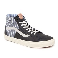 Vans SK8 Hi 46 Stripes California Collection Shoes - Mens Shoes - Blue