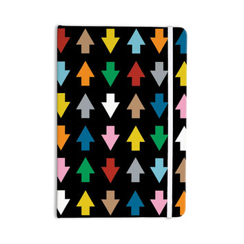 """Project M """"Arrows Up and Down Black"""" Everything Notebook"""