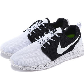 NIKE Roshe Run Women Men Casual Sport Shoes Sneakers