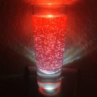 High Density Gel Shot Glass Nightlight