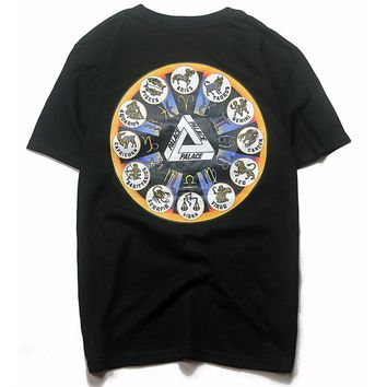 Cheap Women's and men's PALACE t shirt for sale 501965868-063