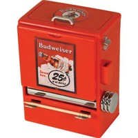 Rivers Edge Products Budweiser Toothpick Dispenser