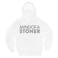 Mind Of A Stoner White Hoodie