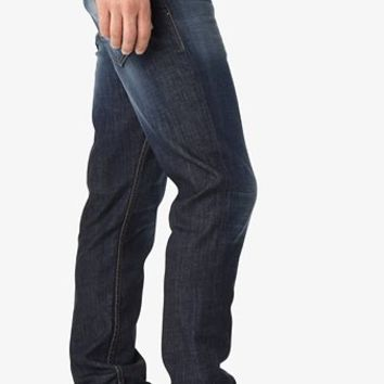 Hudson Blake Slim Straight - Bender Blue