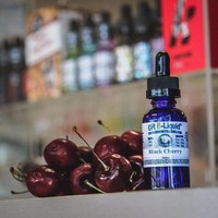 """Black Cherry"" Vape Juice"