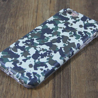 Central Europe Seamless Camo Protective iPhone 6s Case iPhone 6 plus S7 Edge SE Snap Case 3D 217