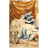 Antique 18th Century French Tapestry