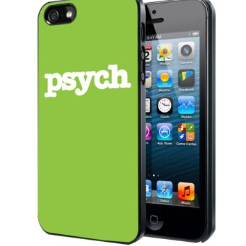 Psych Samsung Galaxy S3 S4 S5 S6 S6 Edge (Mini) Note 2 4 , LG G2 G3, HTC One X S M7 M8 M9 ,Sony Experia Z1 Z2 Case