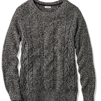 Women's Bailey Island Sweater, Marled Pullover | Free Shipping at L.L.Bean