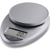 Amazon.com: EatSmart Precision Pro Digital Kitchen Scale, Silver: Kitchen & Dining