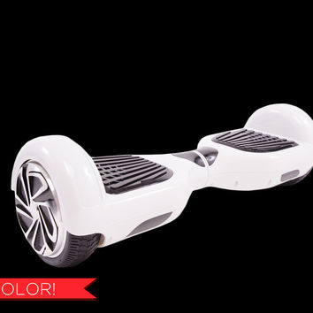 Hoverboard 360 Smart Balance Board (White)