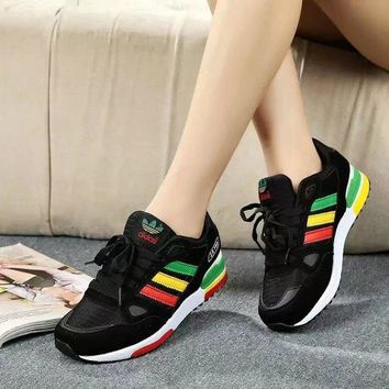 """Adidas"" All-match Fashion Women  Multicolor Casual Sneakers Running Shoes"