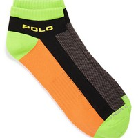 Men's Polo Ralph Lauren Low Cut Athletic Socks