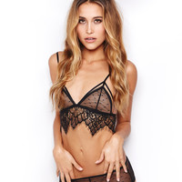 VANITY STRAPPY BRALETTE | For Love & Lemons