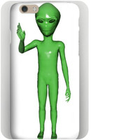 Tumblr Alien iPhone 5/5S iPhone 6  and 6+ hipster