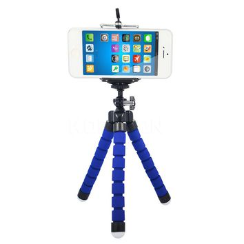 New Flexible Camera Phone Holder Octopus Tripod Bracket Stand Mount Monopod stand Accessories For Phone Camera