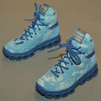 Bernhard Willhelm Camper Together Mens Hi スニーカー Everest Sky Print [2014FW] [Sale] - ブランド別 -【garitto】