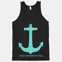 Jesus Anchors My Soul