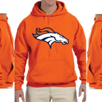 Broncos  Unisex Hoodie ,Denver Colorado  nfl  football