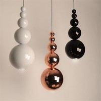 Bubble lamp from Innermost by Steve Jones