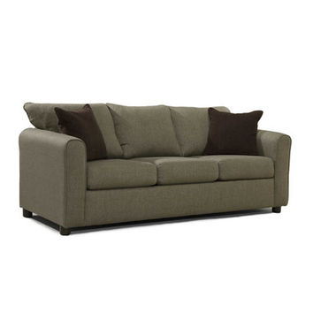 Serta Upholstery Sleeper Sofa & Reviews | Wayfair